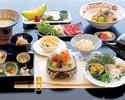 【日本料理】おもてなしコース