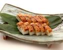 穴子の棒寿司(五貫入)