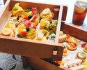 ■■■■■【Saturdays, Sundays, and holidays】Summer Fruits Afternoon Tea ■■■■■