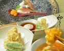 【夏季限定■鱧懐石コース】瀬戸内海直送の夏鱧料理を堪能するコース