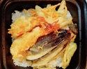 【テイクアウト】天ぷら丼弁当