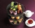オータム Afternoon tea アルコールフリーフロー付 2日前までの予約制