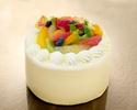 フルーツショートケーキ 5号サイズ