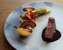 (ディネB)博多和牛フィレ肉のロースト