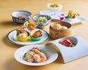 【9月〜11月】1ドリンク付き!白秋麗菜ランチコース