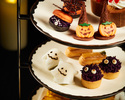【Semi Private Room A 】Halloween Afternoon Tea🎃+1 Halloween Cocktail