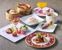 【9月~11月】1ドリンク付き!白秋麗菜ディナーコース