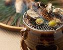 〈9/1~10/31〉  静岡そだちのすき焼きと松茸三昧コース