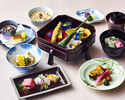 """""""The beautiful four seasons in Japan"""" Chef's choice luncheon"""