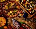 【大人】★店内席★Autumn Terrace2021 大収穫祭!旬の味覚と秋スイーツのディナーブッフェ