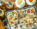 10月31日迄の期間限定価格【アフタヌーンティー】シグネチャーフードを盛り込んだ贅沢プレート