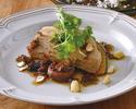 【テイクアウト】豚ばら肉の紹興酒蒸し チャイニーズバルサミコソース