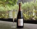 【ランチ/ディナー/ダイニング席】9月限定 Tasting Courseに乾杯シャンパンをサービス!