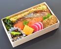 【701】ざうお のり弁 焼き鮭