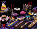 【Limited offer on WE&PH til Oct/WEB22%OFF】「OWNER OF A COLORFUL HEART」Halloween Sweets Buffet