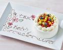 【七五三プラン・ディナーブッフェ】七五三ケーキと記念フォトプレゼント!