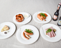 【Take Out】 Oktoberfest Home Dinner Set (For 2)