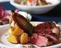 【2階席 ランチ】The Steak  国産牛Tボーン