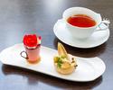 ◆ ティータイム ◆ ケーキセット(コーヒー又は紅茶付き)