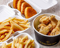 [Take Out to your room] Fried chicken Box Set