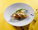グランシェフディナー 「お魚メインのハーフコース」 シニア特典プラン