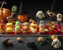 DISTRICT All Day Afternoon Tea Halloween with PIERRE HERMÉ PARIS - weekday
