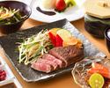 10月特選黒毛和牛ランチコース 肉チョイス当日