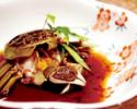 【11月〜】Dinner 13000 上海蟹コース