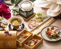 メインは生姜鍋!食後には和菓子もついてくる女性に嬉しいお膳【なでしこ御膳】
