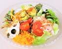 【Takeout】味麗豚ローストポークのコブサラダ