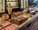 December Monday to Sunday Dinner Buffet Price as follow: