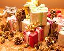 <12/1~12/22> 2021クリスマスランチコース 15,000