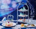 ◇【12/18~12/26  通常席 カフェフリー】Princess Afternoon tea ~シンデレラの夢見るアフタヌーンティー~