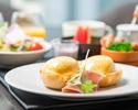 【平日限定★WEB限定価格】お好きな卵料理が選べる TORRENT  BREAKFAST SET