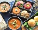 Xmas Box Meals&Spice rubbed Roast Chicken