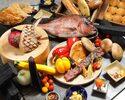 Weekend Lunch Semi-Buffet  -Restaurant Elements-