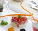 【ムジカ】メインはサーモンのミ・キュイや牛肉のシャリアピンステーキから選べる 全6品セミコース