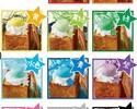 【カラードリンク+プチハニトーで推し色アフタヌーンティープラン】3時間利用+1人1色ずつ推し色オプション+ノンアル充実